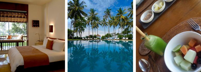 Dicas de Turismo em Bali - onde ficar em Candi Dasa