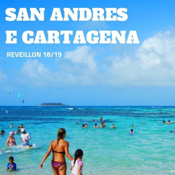 Imagem do pacote Reveillon em San Andres e Cartagena